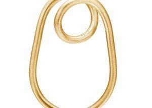 loop-ring i guld